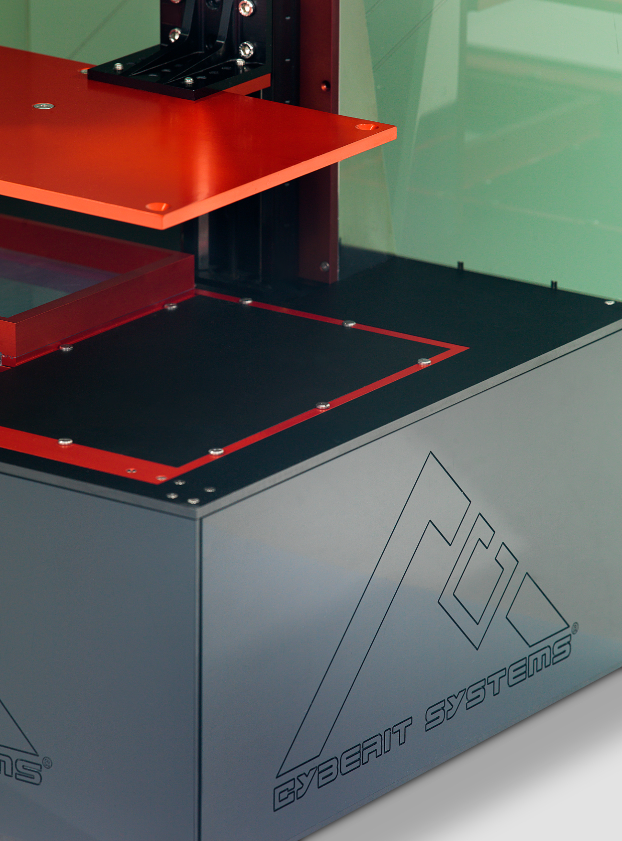 Another 3D printer from Cyberit Systems